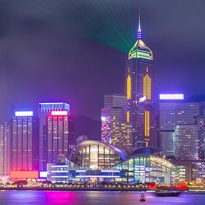 香港冬日燈影節