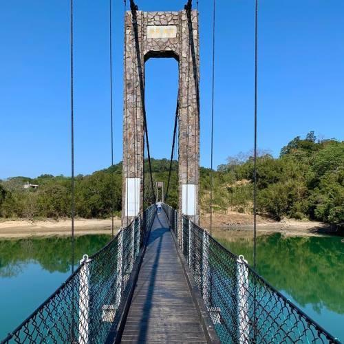 新竹寶湖吊橋
